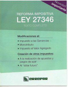 Ley 27346