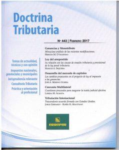 Doctrinatributaria