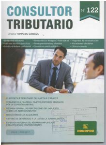 Consultor tributario 122