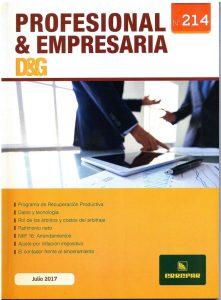 Prof y Empresaria